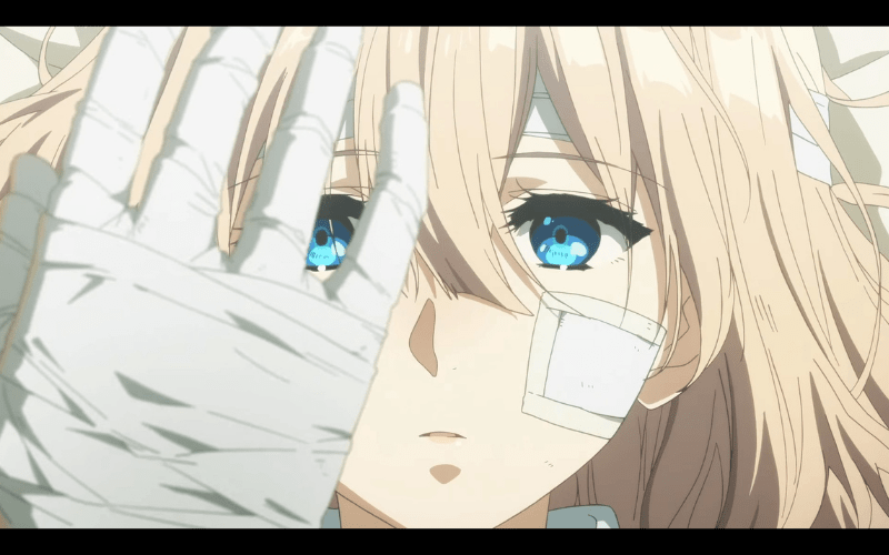 Latest Review: Violet Evergarden Anime And The Movie