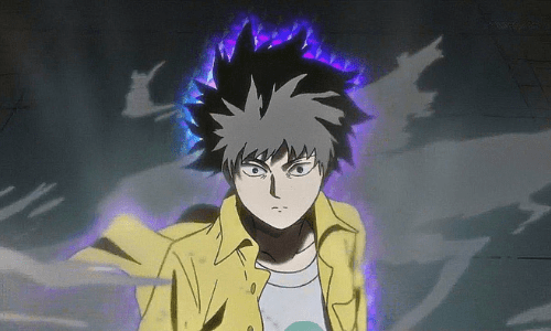 Mob Psycho Television Show