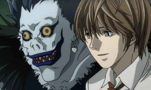 Death Note- Most Popular Anime in America