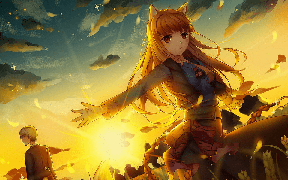 Spice and Wolf - Realistic Anime Series
