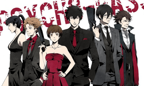 psycho-pass realistic anime series