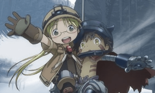 Made in Abyss anime like the Promised Neverland