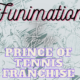 Prince of Tennis anime 2020 by Funimation