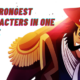 13 Strongest Characters in One Piece