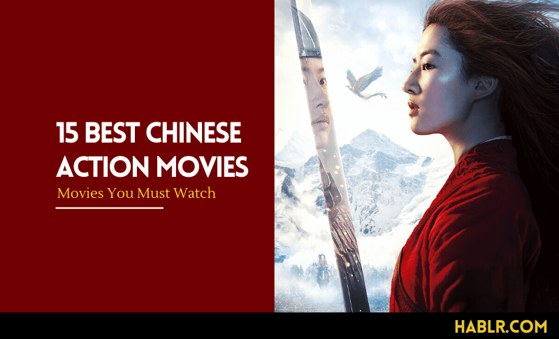 15 Best Chinese Action Movies