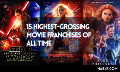 15 Highest-Grossing Movie Franchises of All Time
