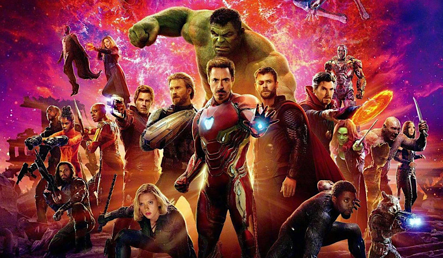 MCU - One of The Highest-Grossing Media Franchises
