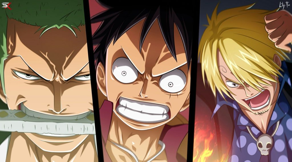 Strongest Characters in One Piece