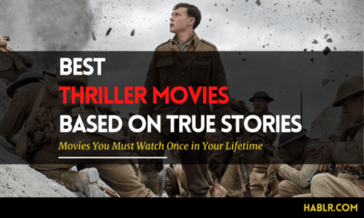 13 Thriller Movies Based on True Stories