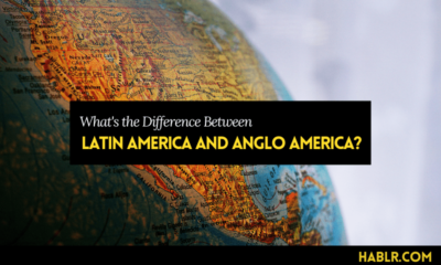 Difference Between Latin America and Anglo America