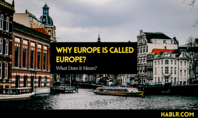 Why Europe is Called Europe?