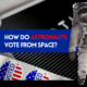 How Do Astronauts Vote from Space?