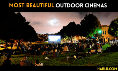 Most Beautiful Outdoor Cinemas in the World