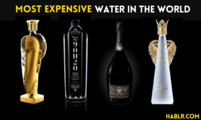 most expensive water
