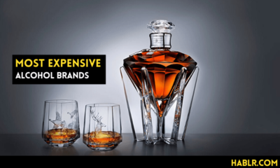 Most Expensive Alcohol Brands