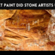 What Paint Did Stone Artists Use