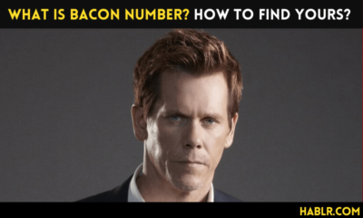 What is BACON NUMBER?