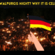 What is Walpurgis Night? Why It is Celebrated?