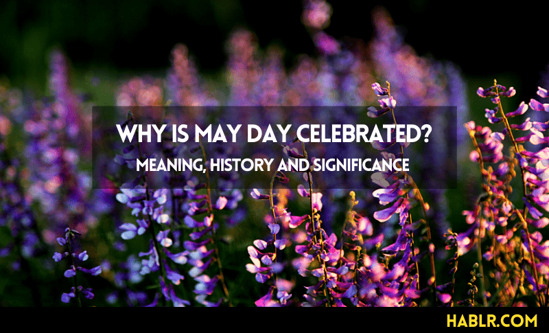 Why is May Day Celebrated?