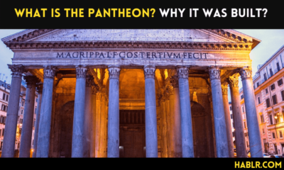 what is the pantheon? why was the pantheon built