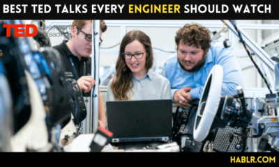 10 Best TED Talks for Engineers