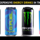 10 Most Expensive Energy Drinks
