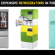 10 Most Expensive Refrigerators in the World