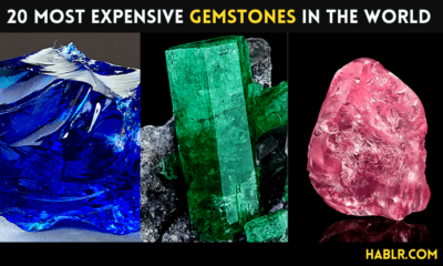20 Most Expensive Gemstones in the World