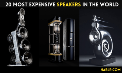 20 Most Expensive Speakers in the World