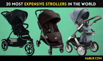 20 Most Expensive Strollers