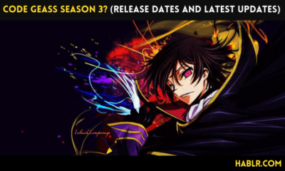 Code Geass Season 3? (Release Dates and Latest Updates)