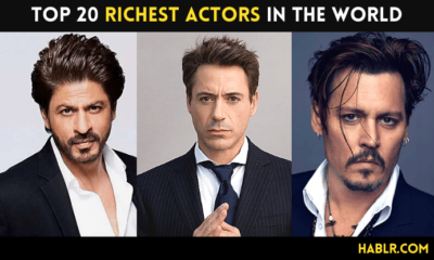 TOP 20 Richest Actors in the World