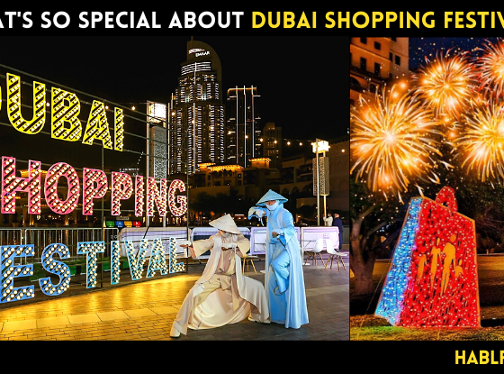 What's So Special About Dubai Shopping Festival