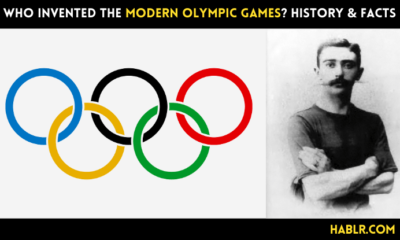 Who Invented the Modern Olympic Games History & Facts-min
