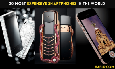 20 Most Expensive Smartphones in the World