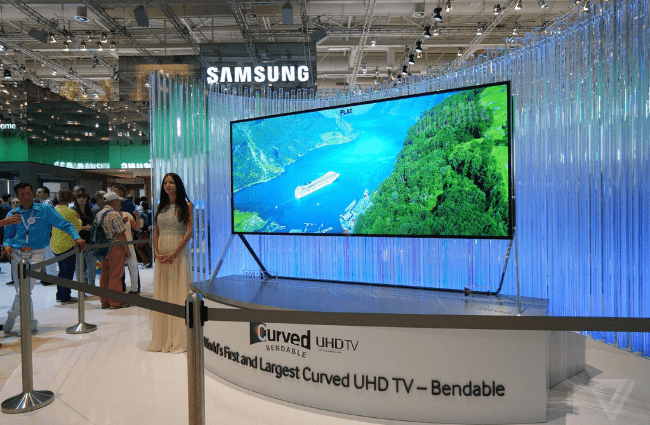most expensive tv