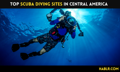 Top 10 Scuba Diving Sites in Central America