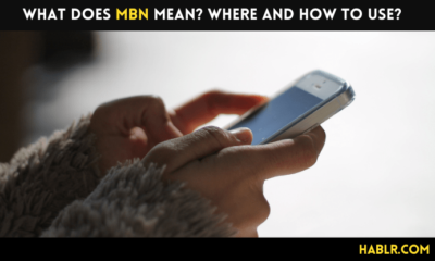 What Does MBN Mean How and Where to Use-min