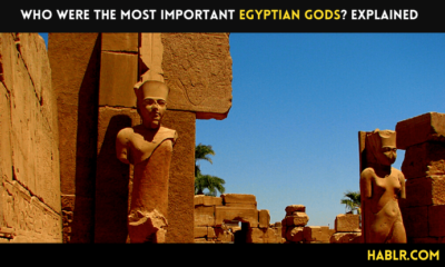 Who Were the Most Important Egyptian Gods-min