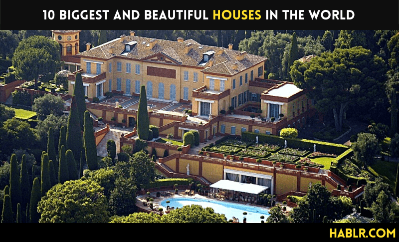 10 Biggest Houses in the World-min